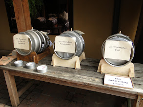 Photo: The casks at ACAT are prepared and cared for in expert fashion.
