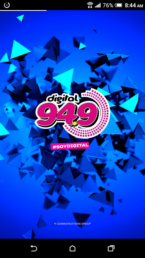 Digital 94.9 FM- screenshot