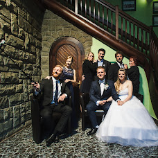 Wedding photographer Radim Tesarcik (luminia). Photo of 19.07.2017