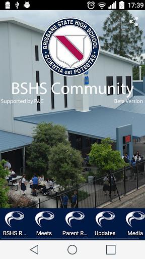 BSHS Community