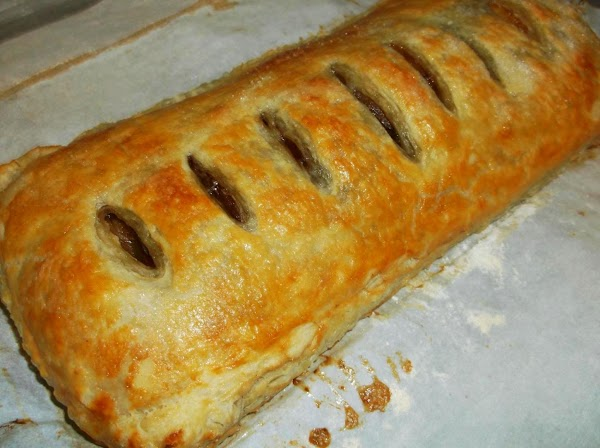 Bake at 400˚F for 17-20 min or until golden brown. Remove from oven and...