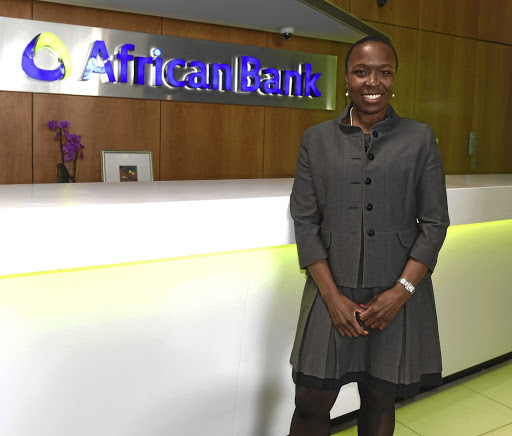 Maluleke, SA's first black female bank boss, is advocating for more leadership roles for women.