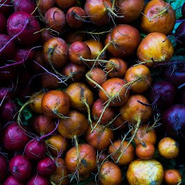 Beets by VAM Photography - Food & Drink Fruits & Vegetables ( beets, farmers market, nature, color, food, vegetable )