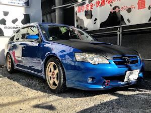 レガシィツーリングワゴン BP5 WR  Limited2004年のカスタム事例画像 maasun(Team's Lowgun北海道)さんの2018年09月20日10:06の投稿