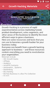Growth Hack Toolkit | Top Growth Hacking Tools Apk Download For Android 5