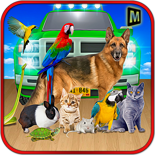 Pet Home Van Delivery 模擬 App LOGO-APP開箱王