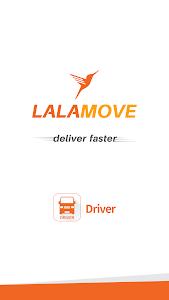 Lalamove ( EasyVan ) Driver screenshot 0