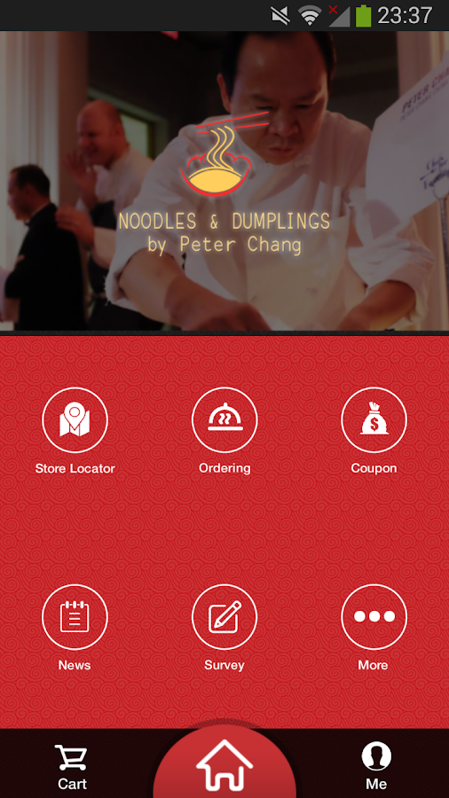 Noodles and Dumplings- screenshot