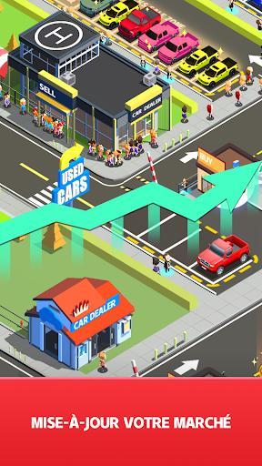 Code Triche Concessionnaire de voitures d'occasion APK MOD (Astuce) screenshots 5