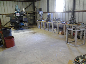 Photo: New Shop Space, New Milling Machine