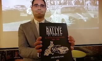 Presentado el libro Historia del Rallye de Almería