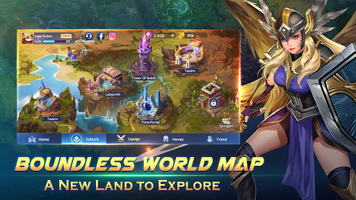 Mobile Legends: Adventure screenshots 5