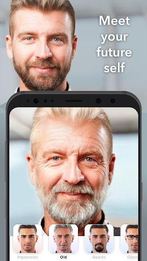 FaceApp - screenshot