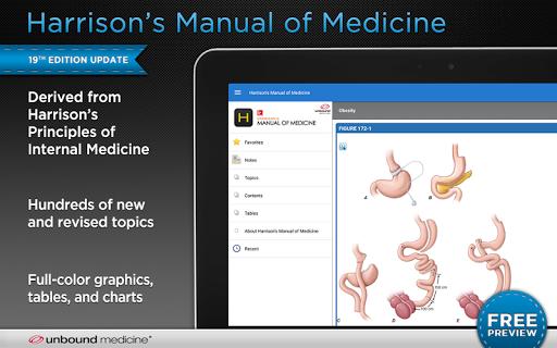 Harrison's Manual of Medicine 2.7.80 screenshots 7