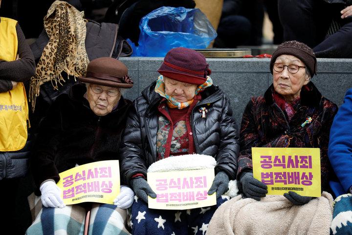 KIM HONG-JI / REUTERS / Huffington Post