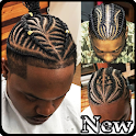 Black Men Braid Hairstyles icon