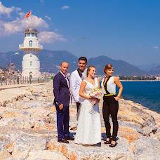 Wedding photographer Lyubov Bilgili (Ldinka987). Photo of 29.03.2016