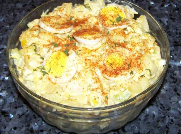 Mom's Creamy Potato Salad