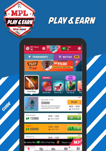 Earn Money From MPL screenshot 2