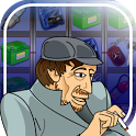 Garage slot machine icon