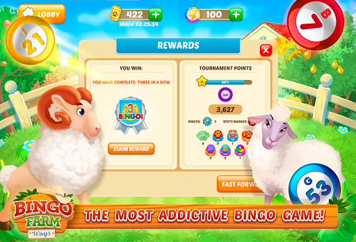 Bingo Farm Ways: Best Free Bingo Games  screenshots 10
