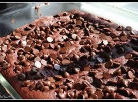 Chocolate Fudge Dump Cake Recipe