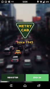 Metry Cab- screenshot thumbnail
