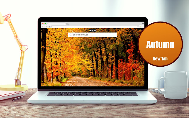*NEW* HD Autumn Wallpapers New Tab Theme