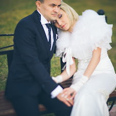 Wedding photographer Andrey Uvarov (AndreyUvarow). Photo of 24.10.2014