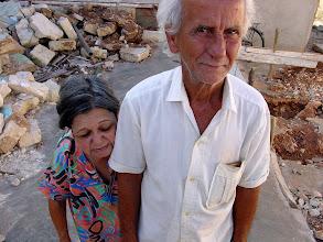 Photo: victims of hurricane, cuba. Tracey Eaton photo.
