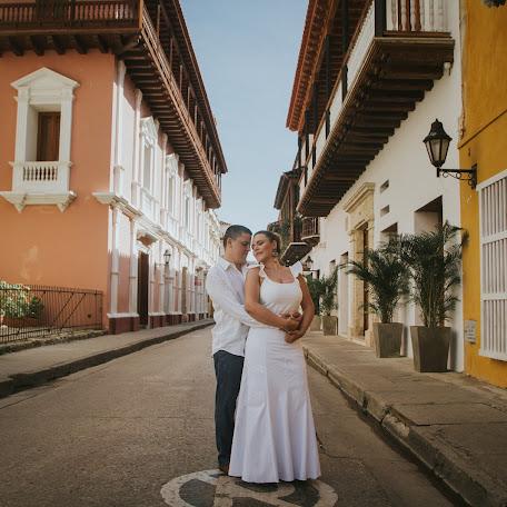 Fotógrafo de bodas Karlos Sanchez (Karlossanchez). Foto del 27.09.2017