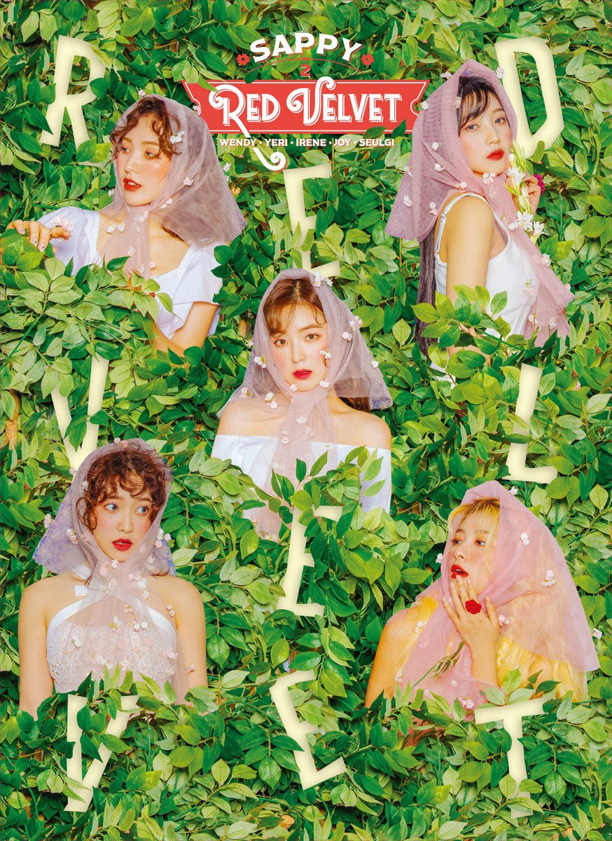 RED VELVET_SAPPY TEASERS_GROUP1