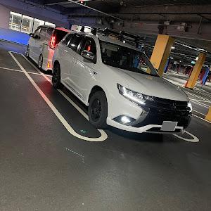 アウトランダーPHEV Gリミテットエディション特別仕様車2018年式のカスタム事例画像 cancerさんの2021年01月28日03:02の投稿