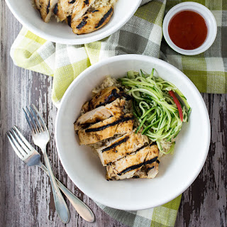 Sweet Chili and Lime Chicken.