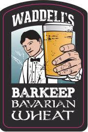 Logo of Waddells Bavarian Barkeep Wheat