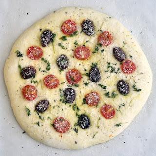 French Focaccia Bread