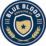 Logo of Blue Blood Brewing Co. Happier Than Ale