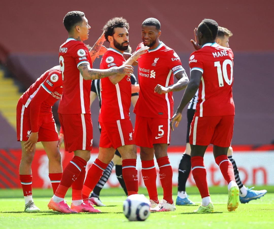 Liverpool đang thi đấu khá nặng nề thời gian gần đây