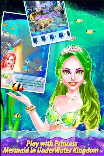 My Little Mermaid - Magical Kingdom Story 1.0.2 screenshots 7