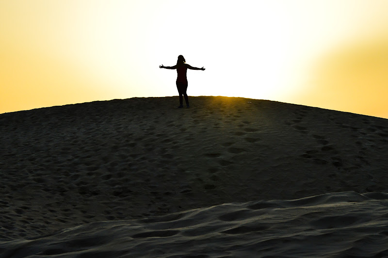 On top of the desert di aitasimona