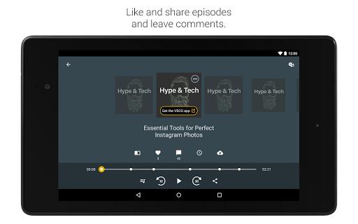 Spreaker Podcast Player screenshot 14