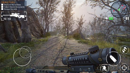 Game Call Of Critical War: offline shooting games 2019 APK for Windows Phone