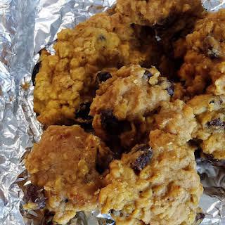 Carrot Oatmeal Raisin Cookies #SundaySupper.