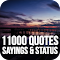 11000 Quotes, Sayings & Status file APK Free for PC, smart TV Download