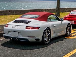 911 991H2 carrera S cabrioletのカスタム事例画像 Paneraorさんの2020年09月09日21:57の投稿