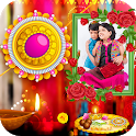 Raksha Bandhan Photo Frame Editor icon