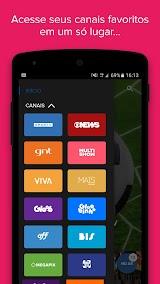 Globosat Play: Programas de TV App-Download APK (com globo