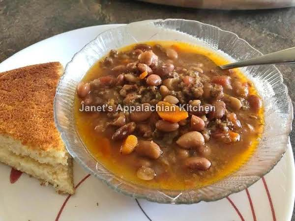 Crock Pot Pinto Bean Soup