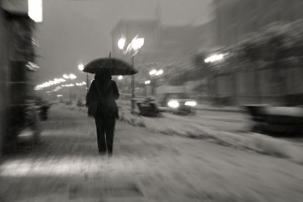 bufera di neve sulla città di rino_savastano