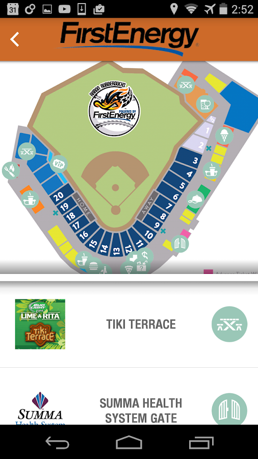 MiLB In The Park- screenshot